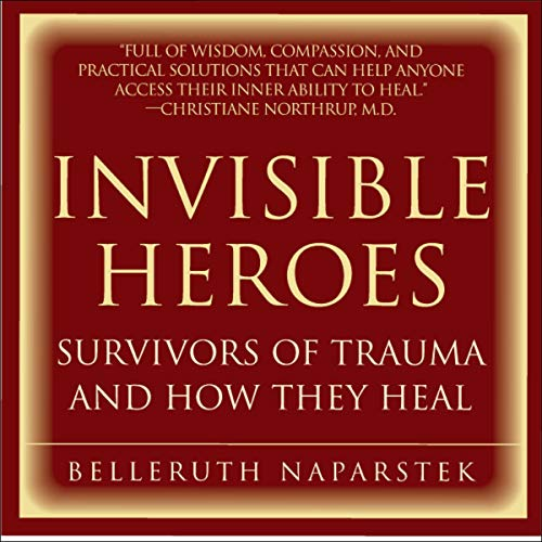 Invisible Heroes audiobook cover art
