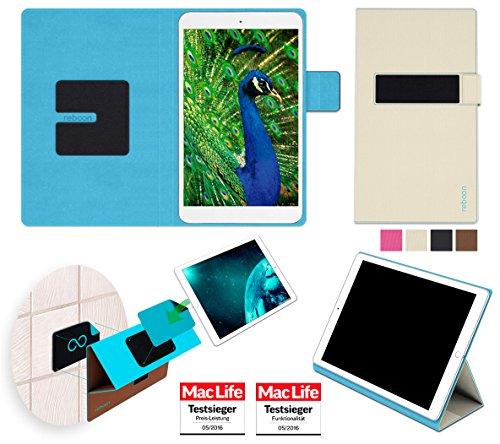 Hülle für Blaupunkt Polaris 808 Tasche Cover Hülle Bumper | in Beige | Testsieger