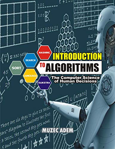 Introduction to Algorithms: The Computer Science of Human Decisions (English Edition)