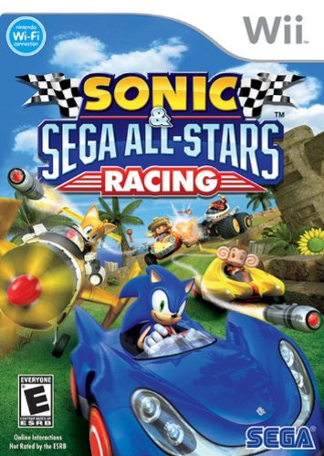 Sonic Sega All Stars Racing by Sega
