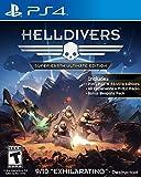 Helldivers Super Earth Edition - PlayStation 4