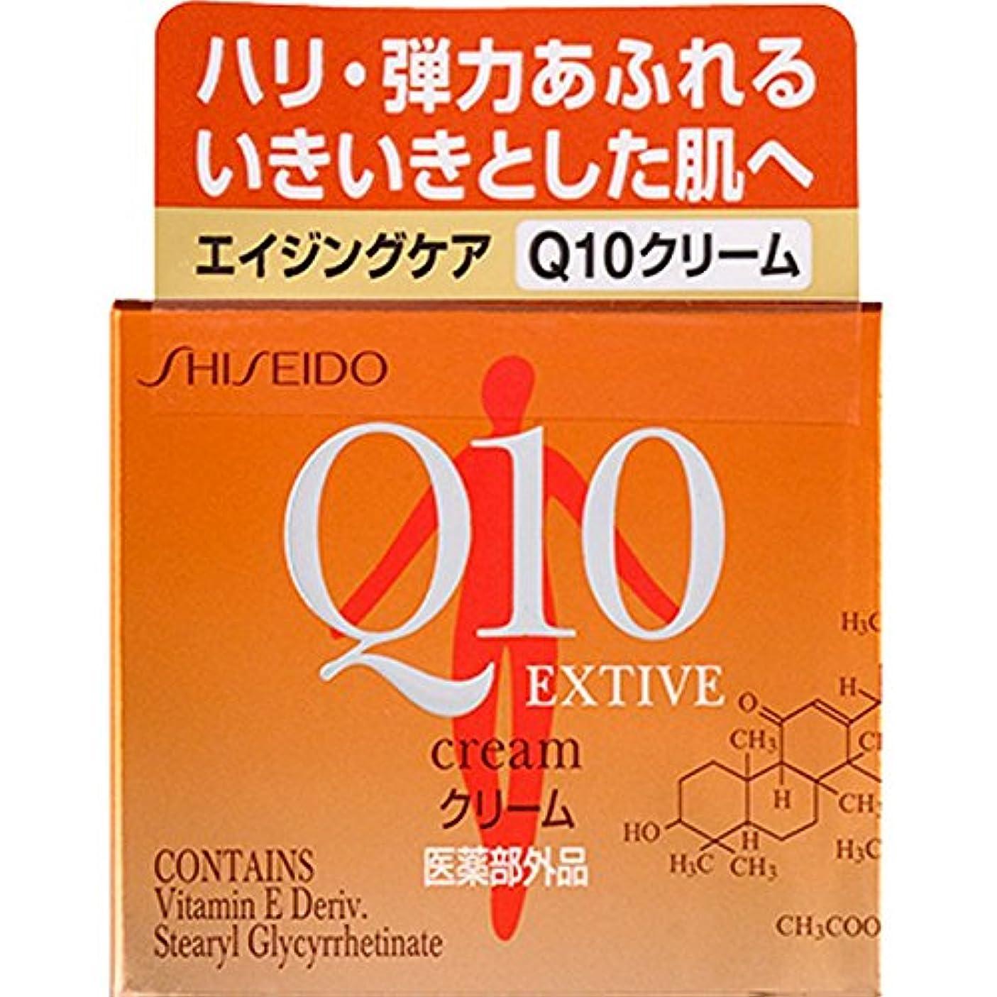 個性傭兵保険をかける資生堂薬品 Q10 エクティブ クリームN 30g