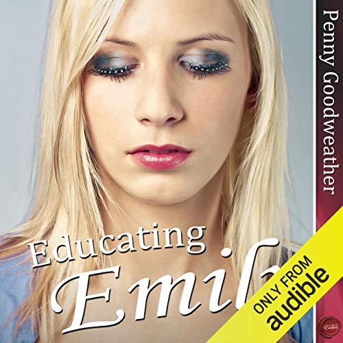Educating Emily audiobook cover art