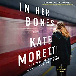 In Her Bones audiobook cover art