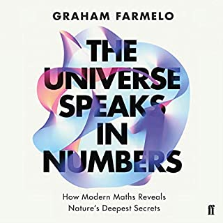 The Universe Speaks in Numbers Titelbild