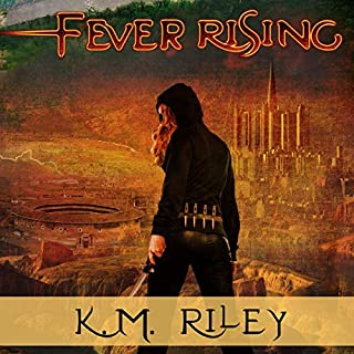 Fever Rising audiobook cover art