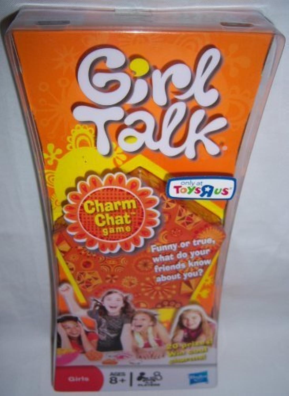Girl Talk Game Charm Chat