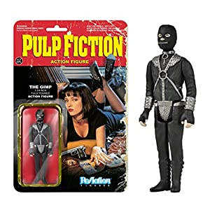 Funko 4151 ReAction Pulp Fiction ReAction 2 The Gimp Game 2