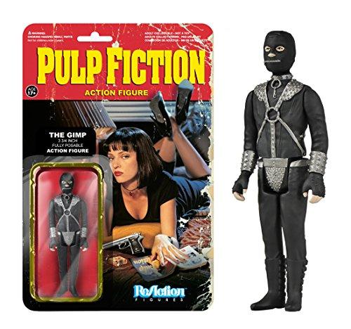 ReAction Pulp Fiction Figura de acción de la Onda 2 Los Gimp 10 cm 1