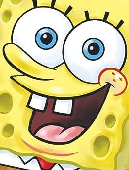 SpongeBob Classic 8 Invitations and 8 Thank You Postcards