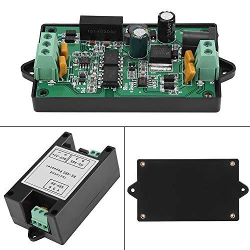 RS-485 Repeater,Acogedor RS485 Repeater, Signal Repeater Verstärker Isolierter Distanz Extender mit Überspannungsschutz und statischem Schutz, hohe Geschwindigkeit, stabil, zuverlässig