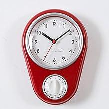 QXM Keuken Muur Klok Tijd Management Eenvoudige Timer Alarm Koken Klok Herinnering Tijd kan worden opgehangen