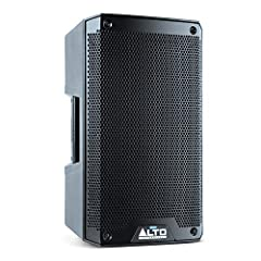 Superior PA Sound – 2000W (1300 LF + 700 HF) active PA speaker with precision crossover and high-efficiency class D amplifiers Driving Bass, Pristine Highs - 8-inch (305 mm) LF driver, 2.5-inch (76 mm) high-temperature voice coil; 1.4-inch (35 mm) ne...