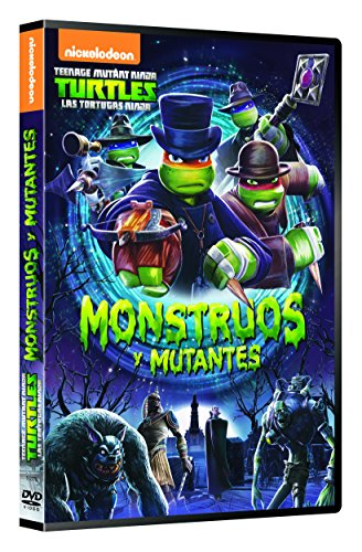 Las Tortugas Ninja 5.3 Monstruos Y Mutantes [DVD]