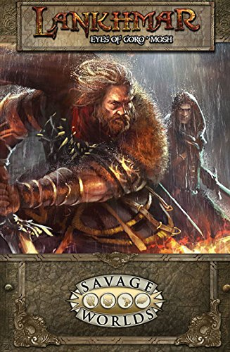 Sw: Lankhmar Gm Screen With Adventure