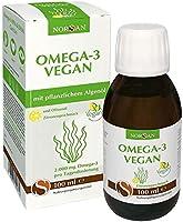 Norsan Omega-3 Veganistische olie 3x100ml