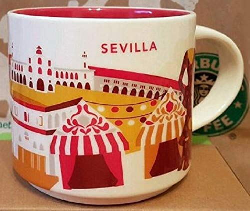 Starbucks city mug Sevilla / Seville