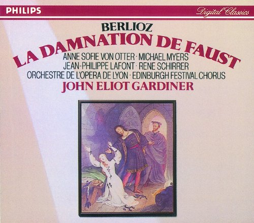 Berlioz: La Damnation de Faust, Op.24 / Part 3 - Scène 11. Evocation.