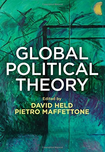Global Political Theory by Unknown(2016-08-26)