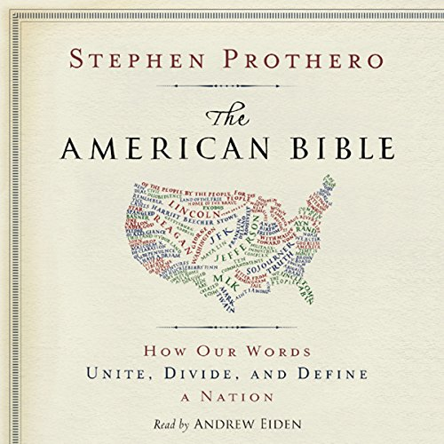 Couverture de The American Bible