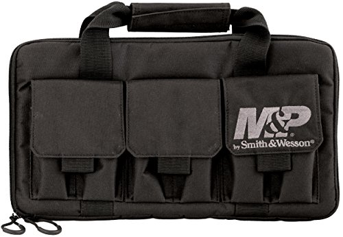 Our #10 Pick is the Smith & Wesson M&P Pro Tac Range Bag