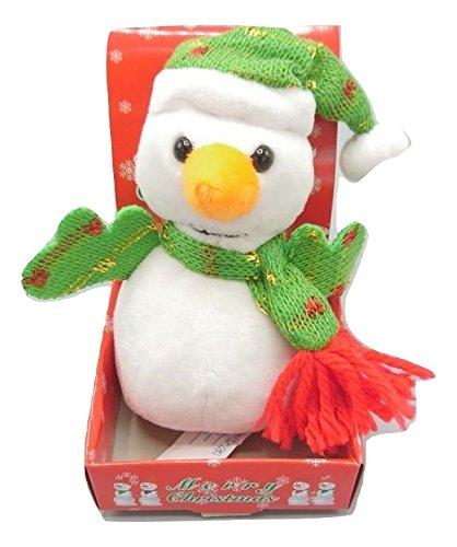 Navidad PELUCHE Snowman 9370 GAMBERRITOS