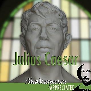 Julius Caesar audiobook cover art