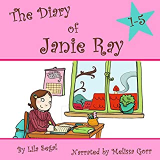 The Diary of Janie Ray, Books 1-5: Box Set! audiobook cover art