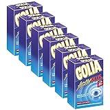 Golia Activ Plus Caramelle Balsamiche al Mentolo e Eucaliptolo, Formato Scorta da 6 Confez...