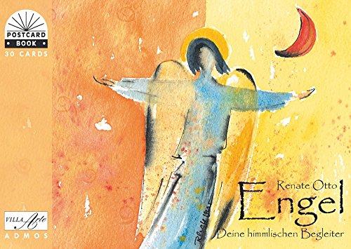 Postkartenbuch - Engel, Deine himmlischen Begleiter