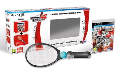 Virtua Tennis 4 + Racchetta [Importación italiana]