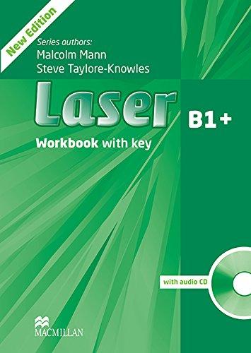 LASER B1+ Wb Pk +Key 3rd Ed (Laser 3rd edit)