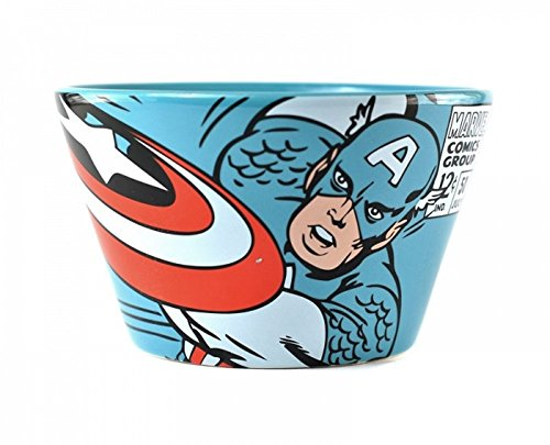 Bol à céréales Marvel - Captain America