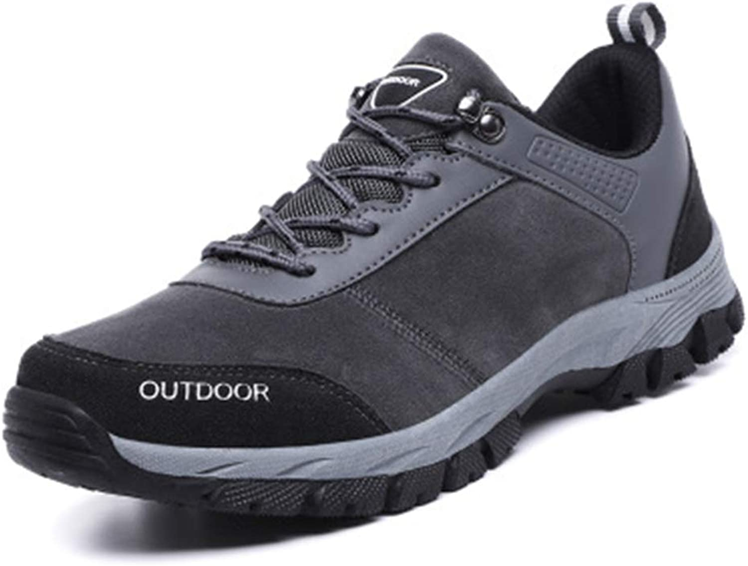 Walking shoes Waterproof Outdoor Hiking Trekking Climbing shoes Lightweight Breathable Trainers WQING