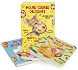 Mouse Cookie Delights: 3 Board Book Bites: The Best Mouse Cookie; Happy Birthday, Mouse!; Time for School, Mouse! (If You Give...)