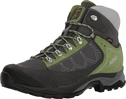 Asolo Women's Falcon GV Hiking Boot Graphite/Graphite/English Ivy 9