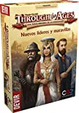 Devir- Through The Ages, Nuevos Líderes y Maravillas (BGTALMSP)