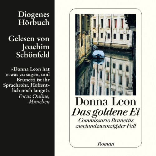 Das goldene Ei audiobook cover art
