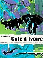 ERZAN大人のパズル木製パズル1000RepubliqueDeCôted'Ivoireアフリカヴィンテージ旅行広告アート大人子供パズル