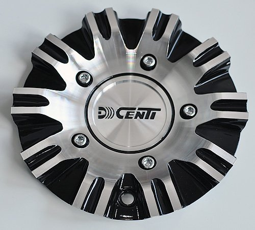 Dcenti Wheel Replacement Center Cap for DW909/M with Serial Number CSG2180-A1A