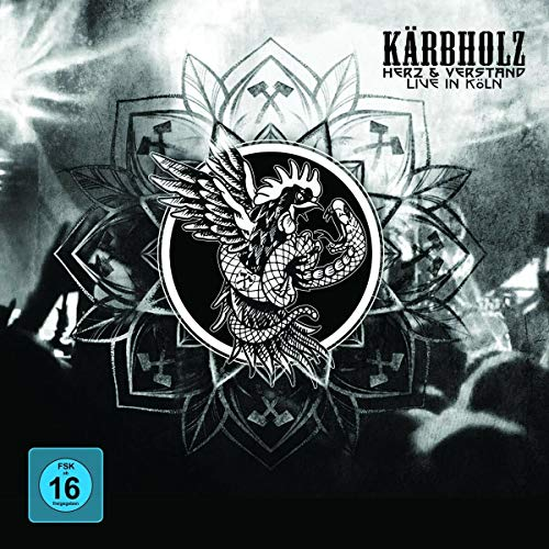 Kärbholz - Herz & Verstand - Live in Köln [Blu-ray]