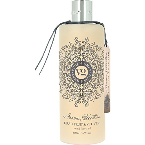 VIVIAN GRAY 2031 Aroma Selection Duschgel Grapefruit & Vetiver, orange (500 ml)