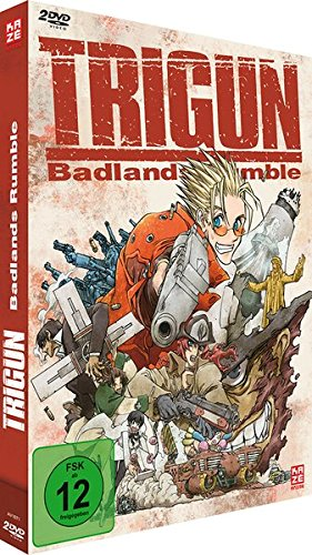 The Movie: Badlands Rumble (2 DVDs)