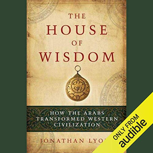 The House of Wisdom audiobook cover art