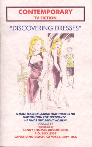 DISCOVERING DRESSES (Contemporary TV Fiction Book 65) (English Edition)