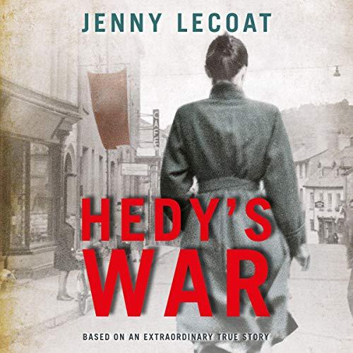 Hedy's War audiobook cover art