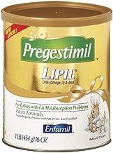 DSS Enfamil Hypoal Pregestimil Lipil Powder FORMULA 1LB CAN (Case of 6)