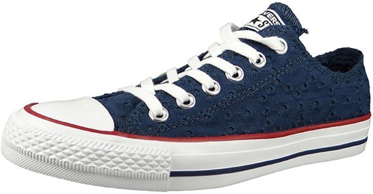Converse Star Ox Donna Sneaker Blu : Amazon.it: Moda