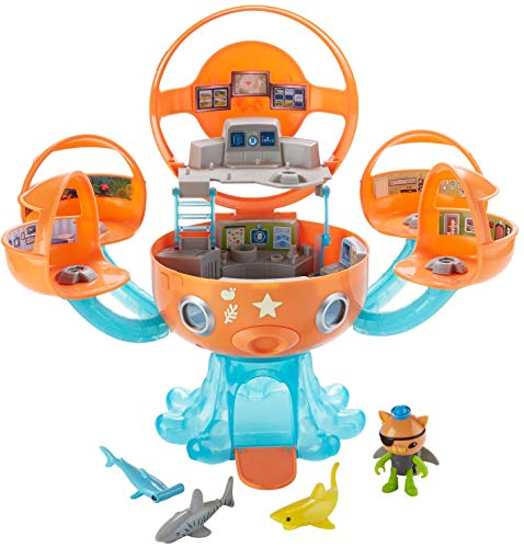 Fisher-Price Octonauts Octopod Shark Adventure Playset