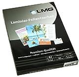 LMG LMGA4-80 Laminierfolien A4, 216 x 303 mm, 2 x...